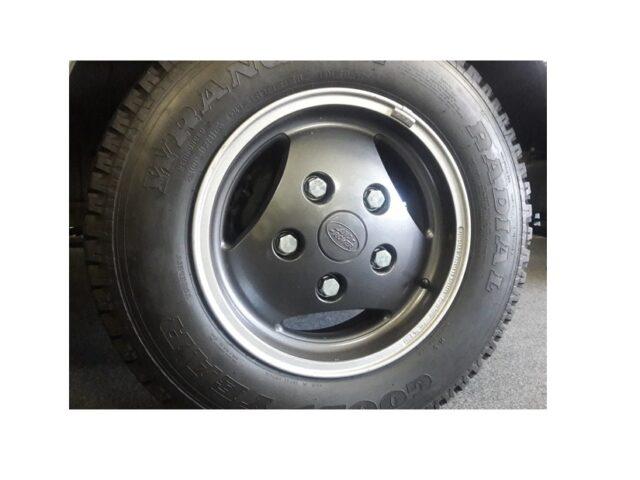 Vogue Alloy wheels - Refurbished set of 4