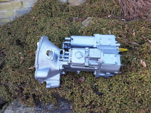 Series Gearbox And Transferbox