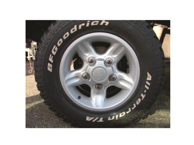 Xs Deep Dish alloy wheels