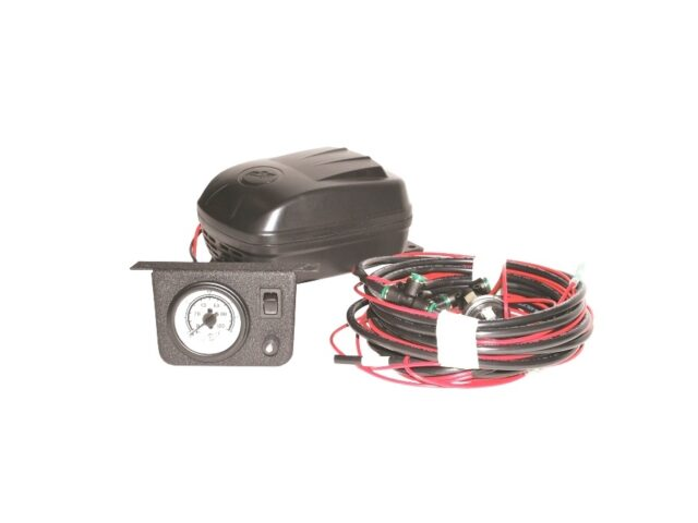 Semi Air Suspension Kit On Board Compressor