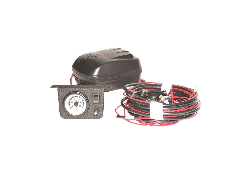 Semi Air Suspension Kit On Board Compressor