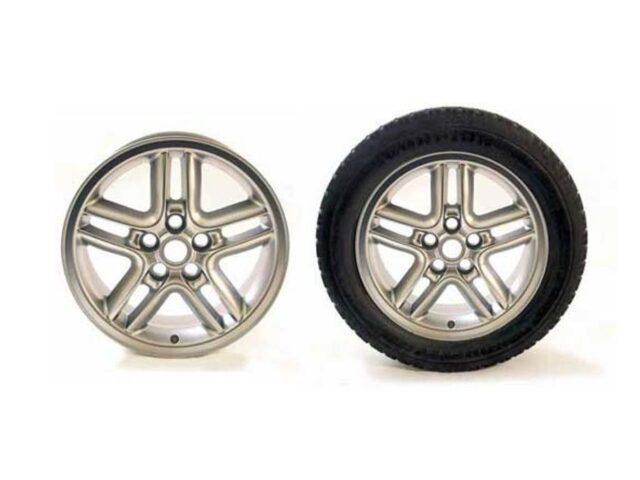 Hurricane alloy wheels