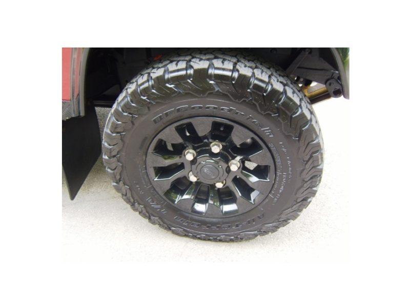 Sawtooth Alloy Wheels
