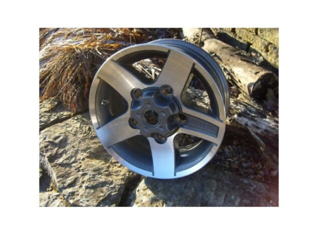 Genuine SVX alloy wheels
