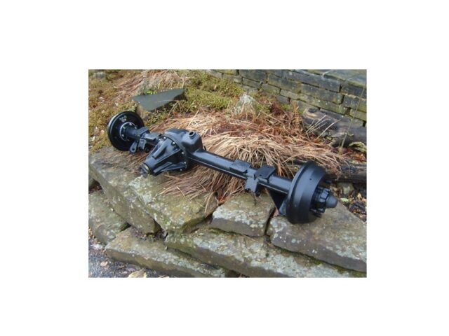 LAND ROVER RECONDITIONED Front Axles (EXCHANGE)