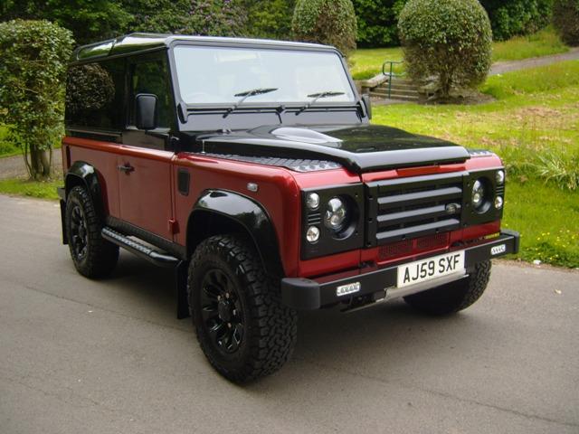 Defender 90 Wide Body Kit >> Land Rover Defender 90 Interior Parts | Billingsblessingbags.org