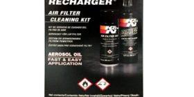 K&N FILTER CLEANING KIT RECHARGER 995000