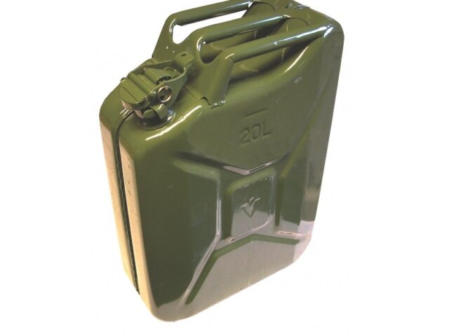 Heavy Duty Military Spec Jerry Can ** SPECIAL OFFER **