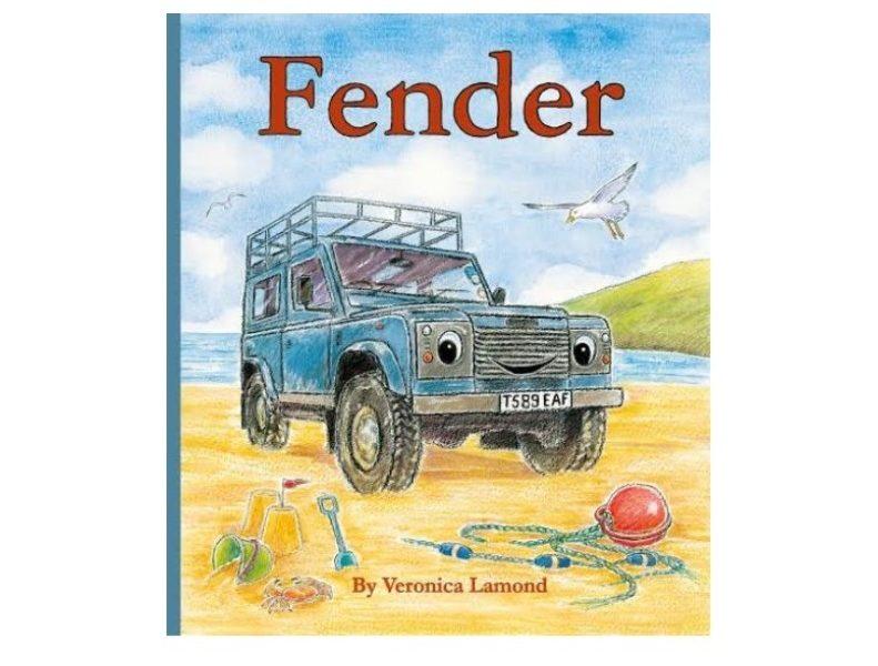 Fender- Hardback Book
