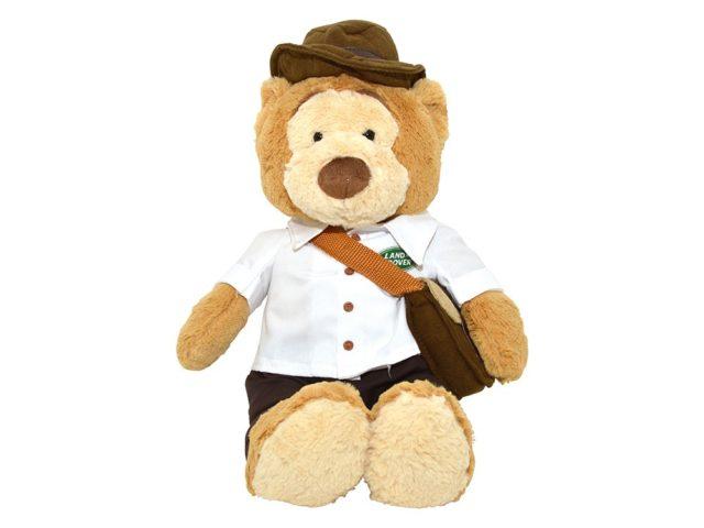 Aventure teddy bear