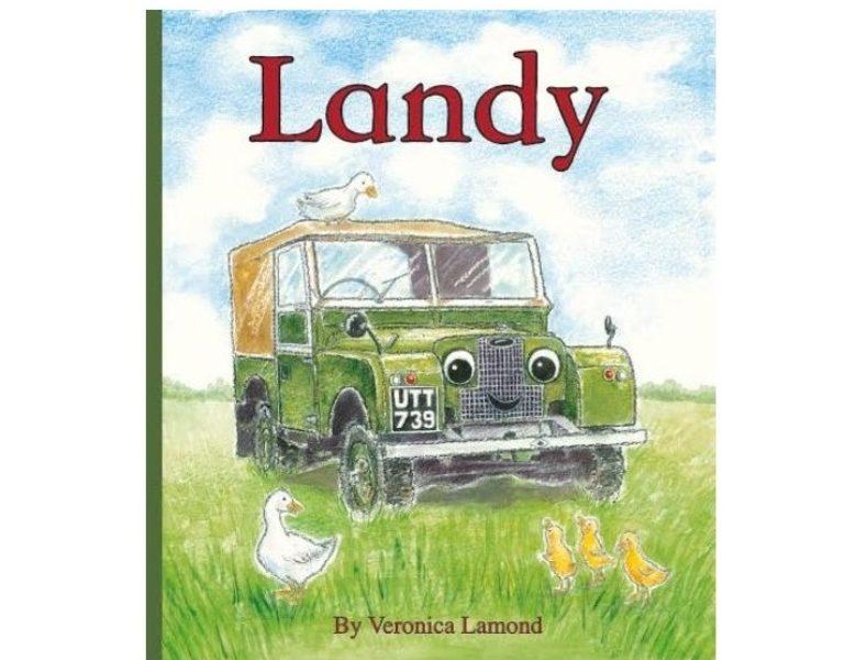 Landy- Hardback Book