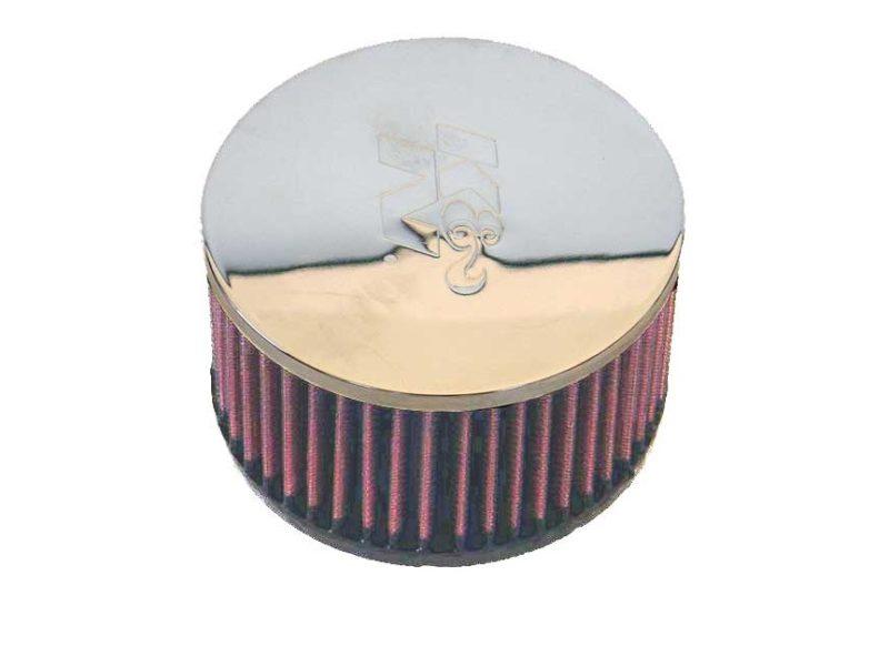 K&N FILTER 90/110 2.25 PETROL CARB & 2.25 DIESEL (OIL BATH FILTER) RC0860
