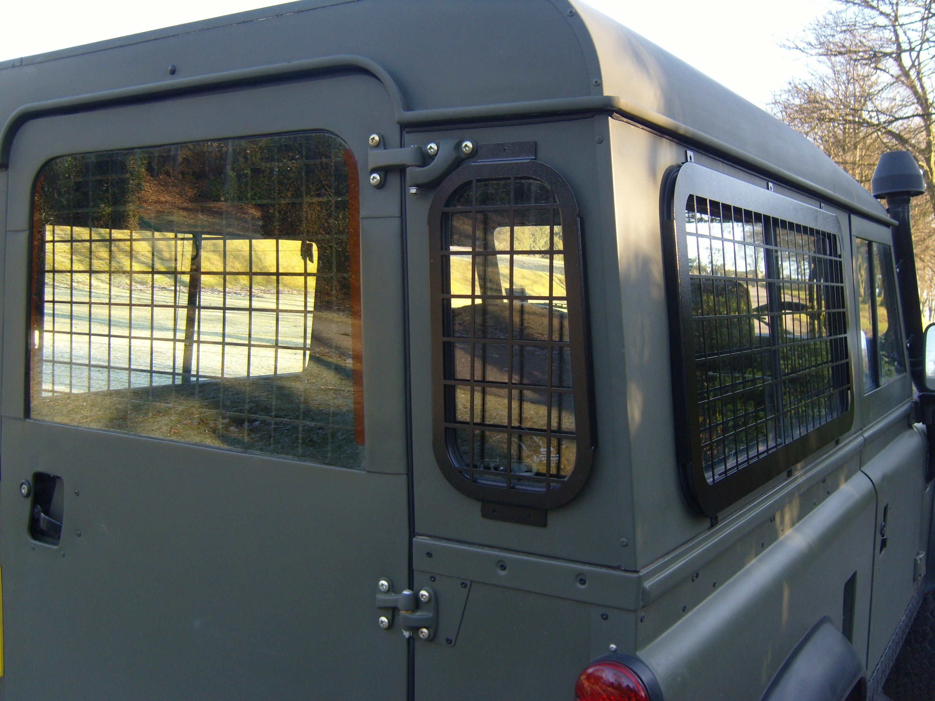 Security Window Grills