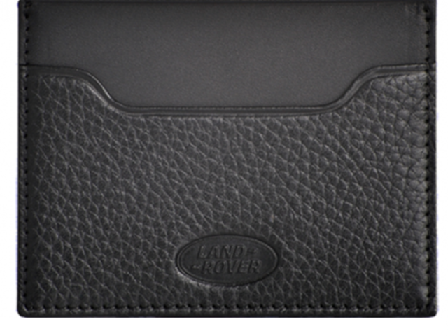 Land Rover LEATHER Card Holder