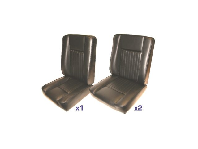 Deluxe Front Seat set of 3