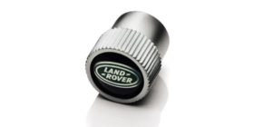 Land Rover Valve Caps