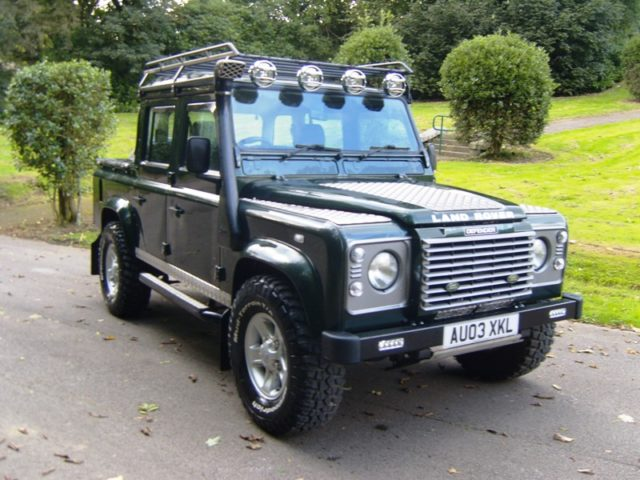 Land Rover Defender Accessories Online Uk Simmonites