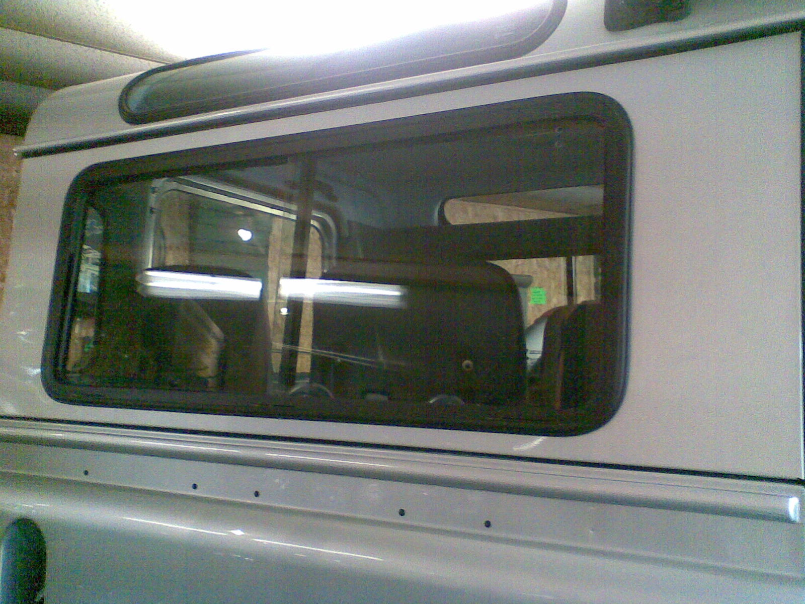 Side Sliding Windows
