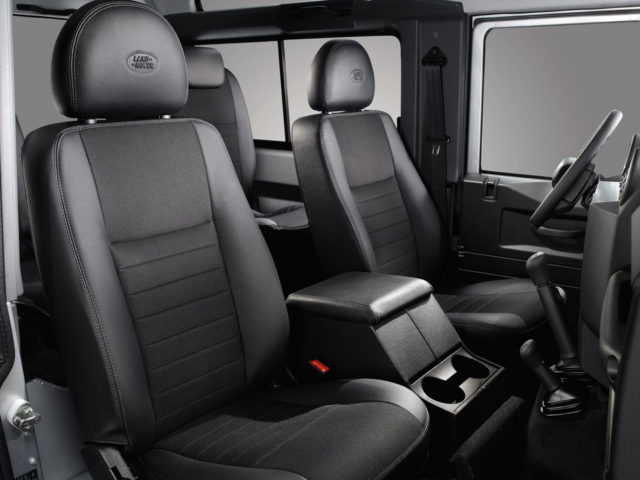 Defender Seating