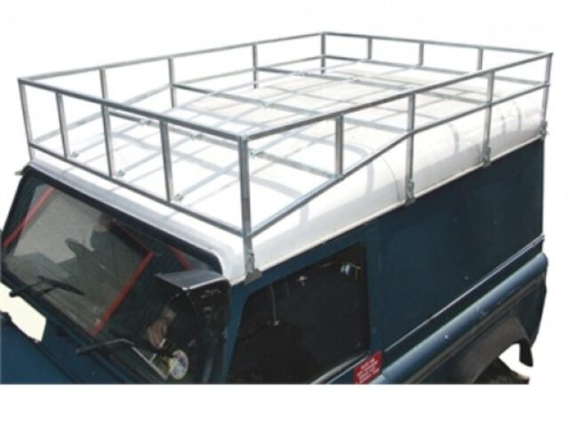 Galvanised Roof Rack contoured to roof 90 / 110