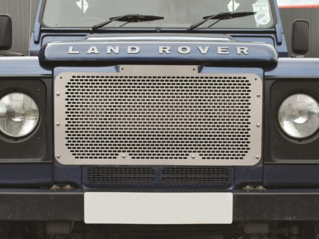 Stainless Steel Front Grill