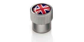 Land Rover Valve caps Union Jack