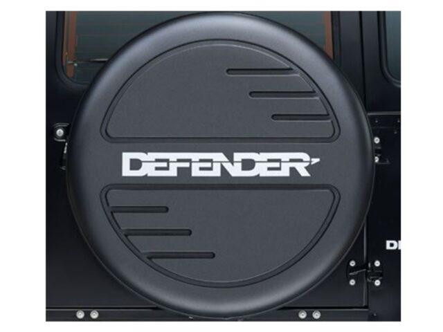 Spare Wheel Cover DEFENDER LOGO