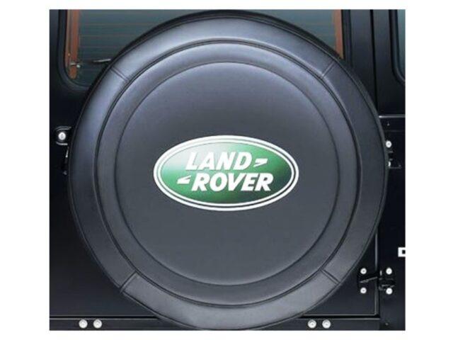 Spare Wheel Cover land rover
