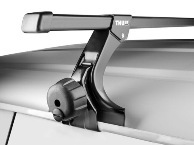 Thule roof bars gutter mount fitment