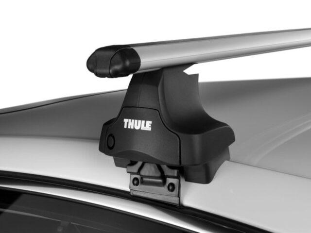 Thule roof bars clamp style fitment