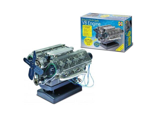 Haynes Internal Combustion Engine V8 PETROL