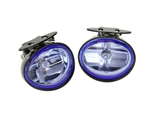 Ring Ice Blue Halogen Fog Or Driving Lamps