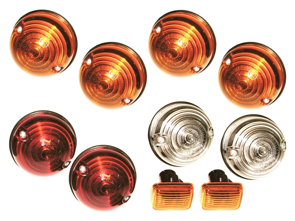 Replacement standard light kits