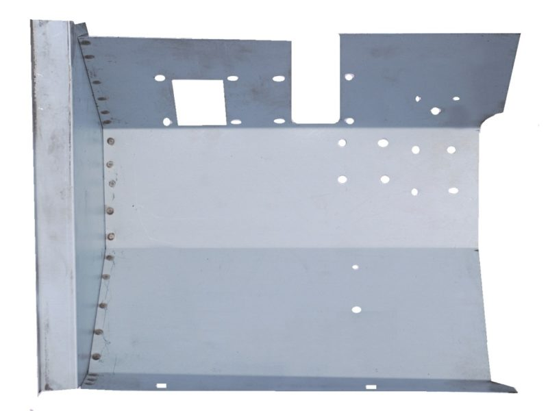 Defender Footwell Panels