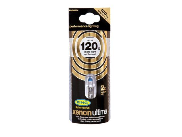 XenonUltima +120% Headlamp BULBS