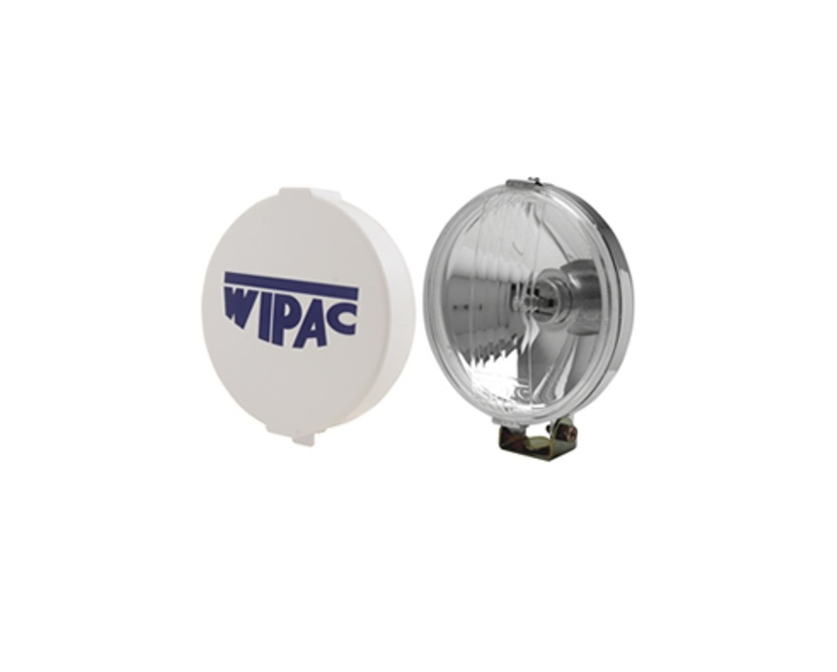 """Wipac Classic Style 5½"""" Chrome Fog Lamps / driving lamps"""