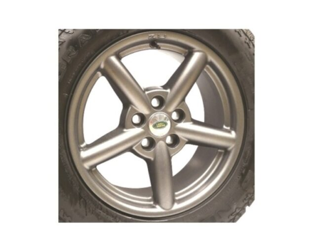 """Zu Alloy Rims Discovery 3 & 4 Range Rover Sport and L322 18x8"""""""