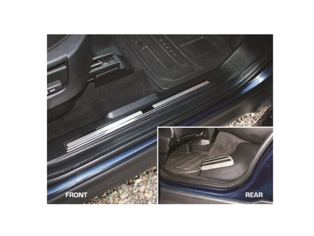 FRONT AND REAR SILL TREAD PLATE KIT FREELANDER 2