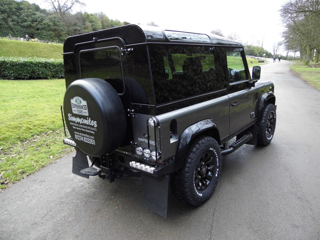 2012 Land Rover Defender 90 Tdci County Station Wagon