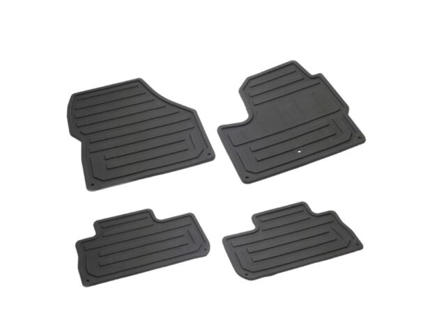 Freelander 2 - Rubber Floor Mats
