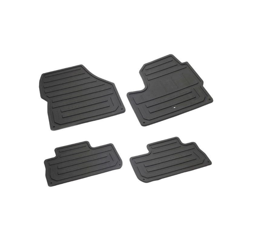 Freelander 2 Rubber Floor Mats Simmonites