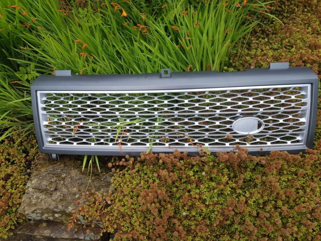 L322 02 TO 06 UPGRADED GRILLE