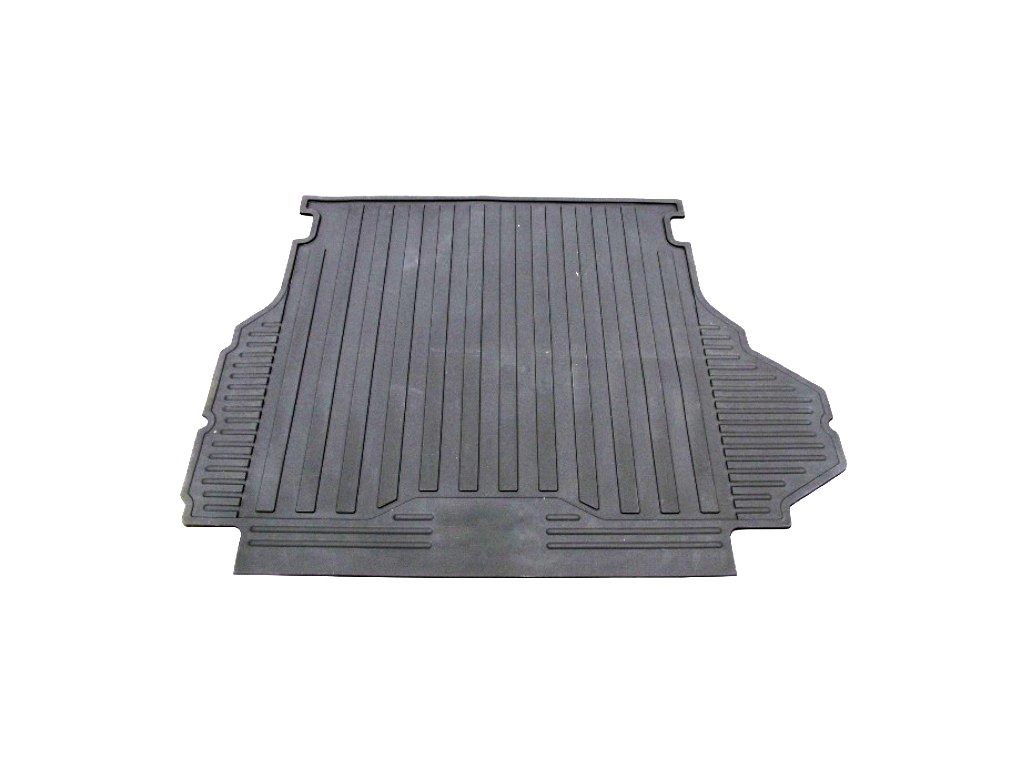 Deployed Side Steps For Range Rover Genuine Accessory: RANGE ROVER L322 LOADSPACE MAT