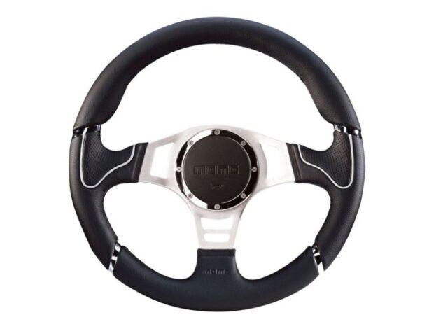 Momo MILLENNIUM 350MM Steering Wheel with boss