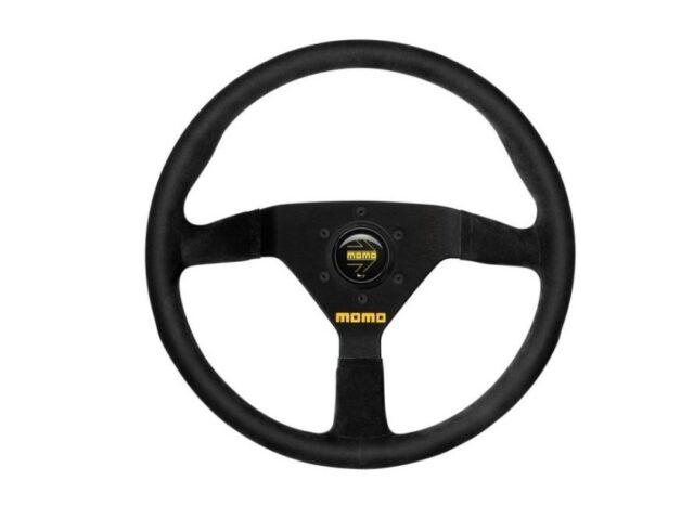 Momo MOD.78 350MM suede Steering Wheel with boss