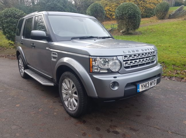 Land Rovers For Sale In Yorkshire Simmonites