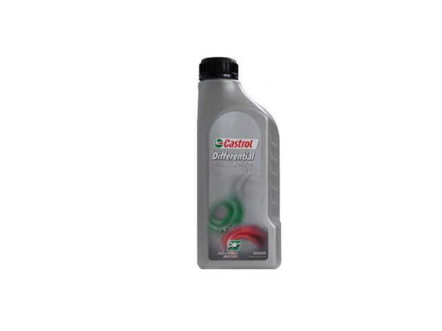 TRANSMISSION & POWER STEERING OIL  - LR019727