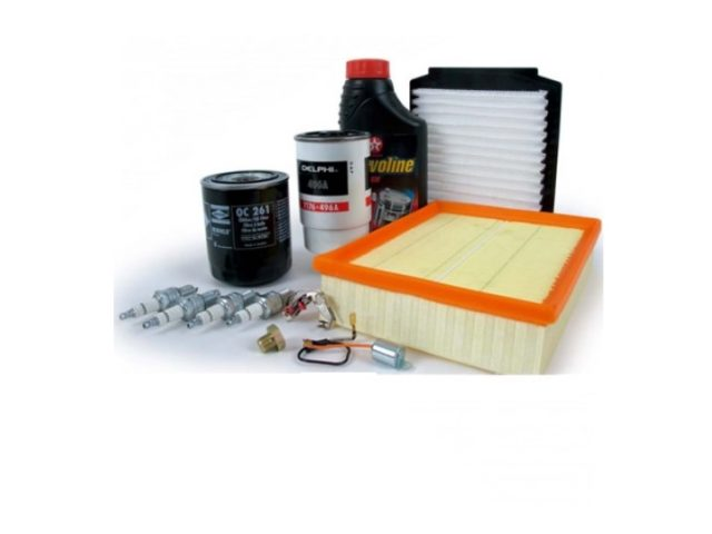 Service and filter kits