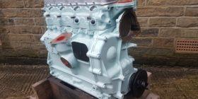 LAND ROVER DEFENDER 2.5 N/A DIESEL ENGINE