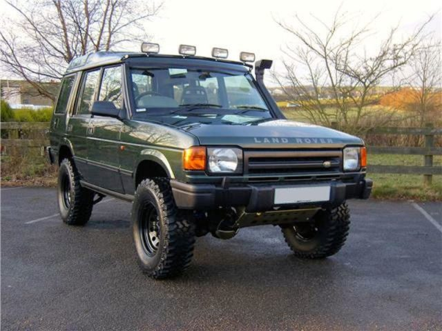 DISCOVERY 1 1989 - 1998